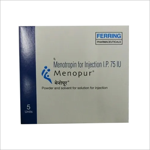 Menotropin For Injection