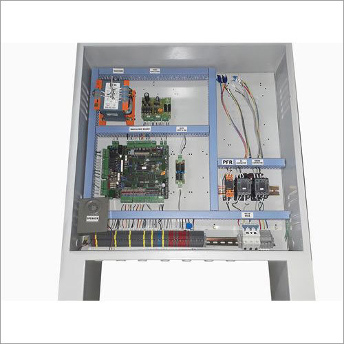 Industrial Elevator Control Panel