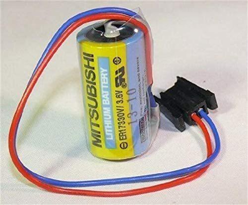 Mitsubishi Lithium Battery Er17330v, Voltage: 3.6 V