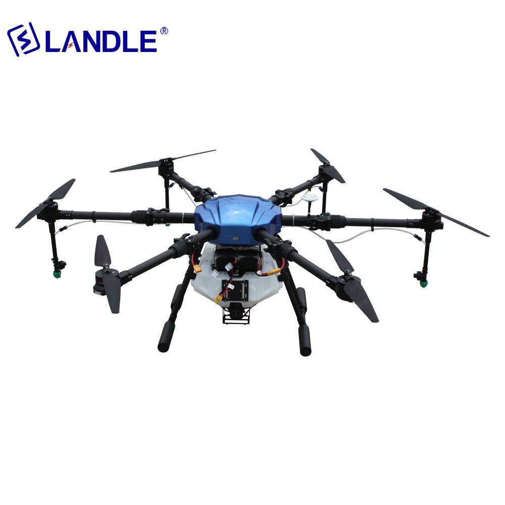 NLA616 16kg Crop Spraying Drone Agriculture UAV Drone Sprayer