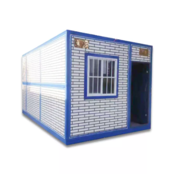 Mobile Building Steel Container Cheap Ready Made House With Modular Toilets
