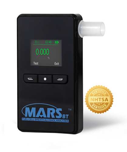 Alcovisor MARS BT Breath Alcohol Tester With Data to PC
