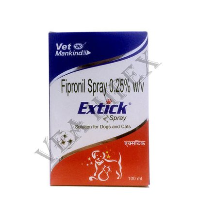 Extick Fipronil Spray Certifications: Who