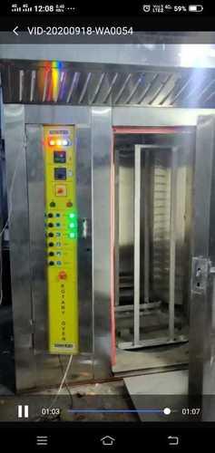 Rotary Rack Oven