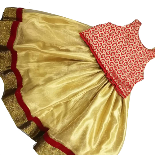 Girls Traditional Frock