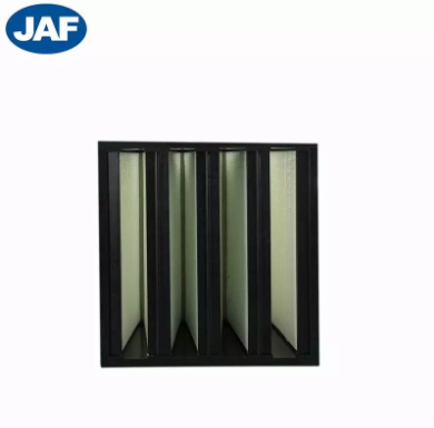 Plastic V-Tank Hepa Primary Air Filter