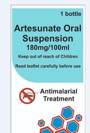 Artesunate Oral Suspension