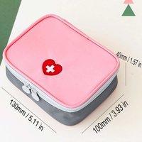 Mini Travel Medicine Bag