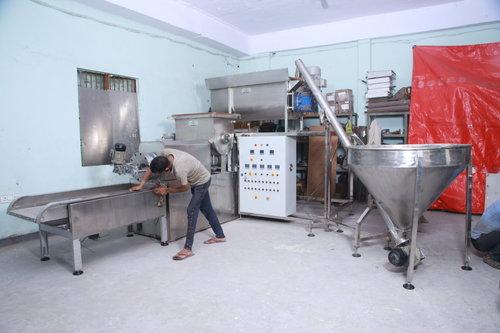 Pasta, Microni Making Machine