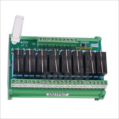 Electromechanical Relay Interface Module (DC)