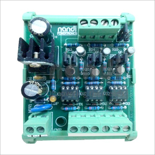 3 Channel Encoder Module