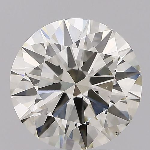 Round Brilliant Cut Lab Grown 2.6ct J VS1 IGI Certified Diamond 440009508