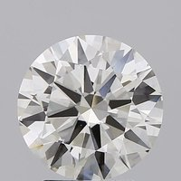 Round Brilliant Cut Lab Grown 2.6ct I VS1 IGI Certified Diamond 440009505