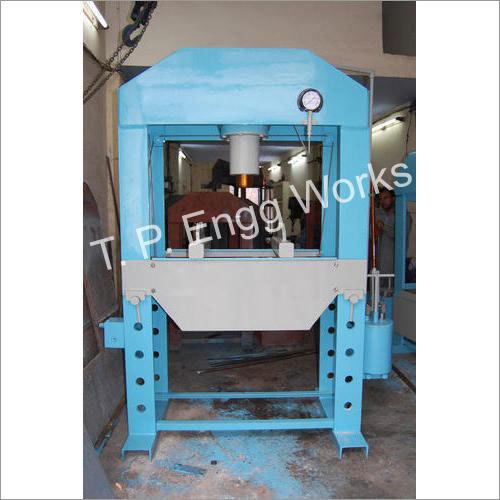 60 Ton Hydraulic Press