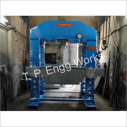 300 Ton H Frame Hydraulic Press