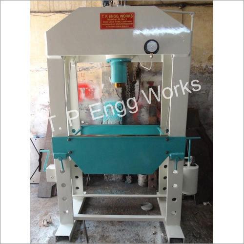 80 Ton Hydraulic Press H Frame
