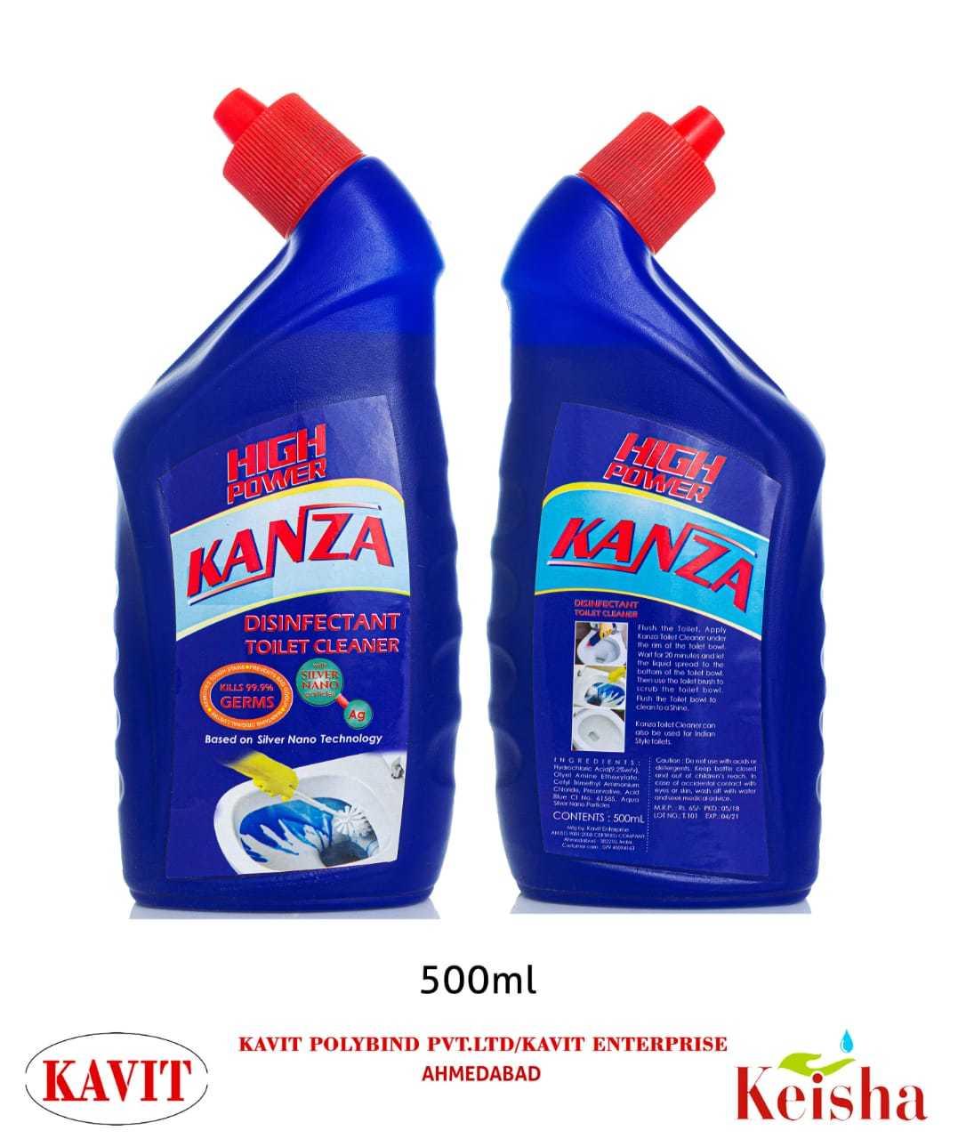 Toilet Cleaner Liquid