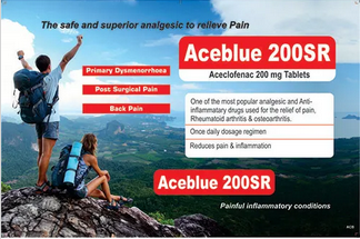 Ace blue 200 SR