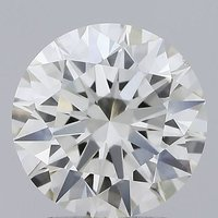 Round Brilliant Cut Lab Grown 2.56ct J VS1 IGI Certified Diamond 407979186
