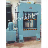 Hydraulic Deep Draw Press Capacity 150 Ton for Utensils Making Purpose Five Cylinder Type