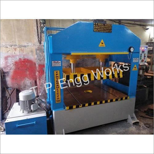 200 Ton Hydraulic Deep Draw Press Machine for Embossing Purpose