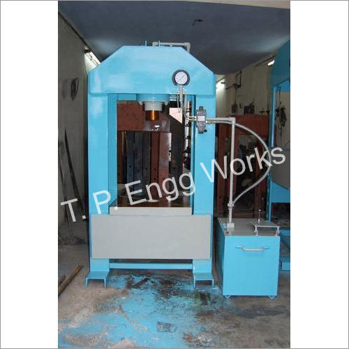 60 Ton Power Operated Hydraulic Press Machine