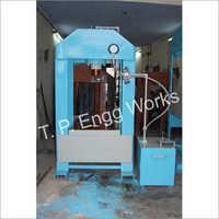 60 Ton Power Operated Hydraulic Press Machine