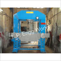 300 Ton Power Operated Hydraulic Press Machine