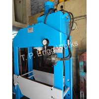Industrial Power Operated Hydraulic Press Machine
