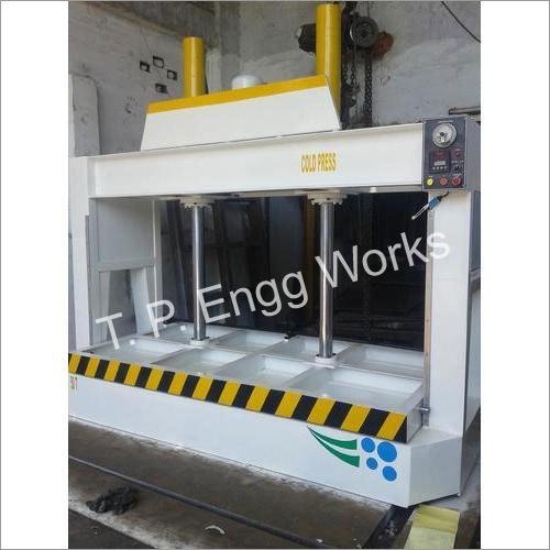 Cold Hydraulic Ply Board Pressing Machine