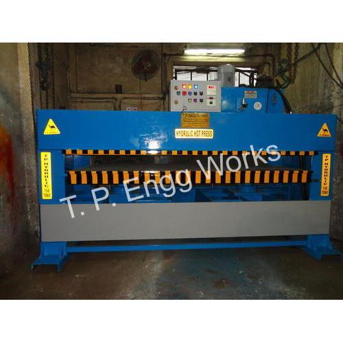 Industrial Hydraulic Ply Board Press Machine