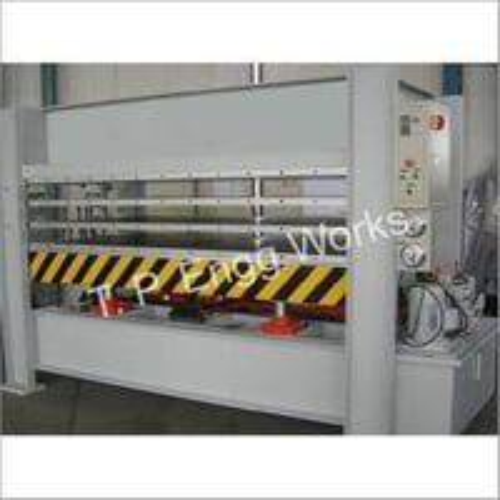 Industrial Hydraulic Ply Board Hot Pressing Machine