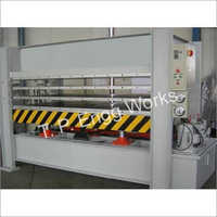 Ply Board Pressing Machine
