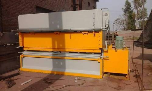 C Type Hydraulic Sheet Bending Machine