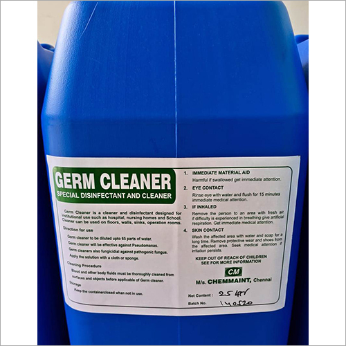 Germ Cleaner