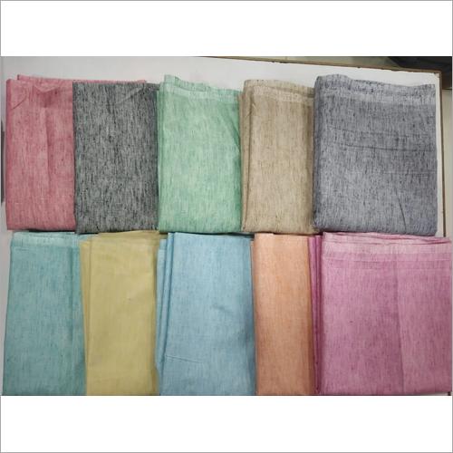 Washable Rayon Top Dyed Kurti Fabric
