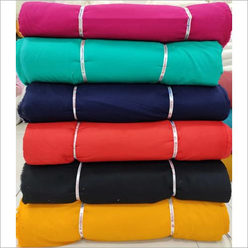 222 Rayon Plain Fabric