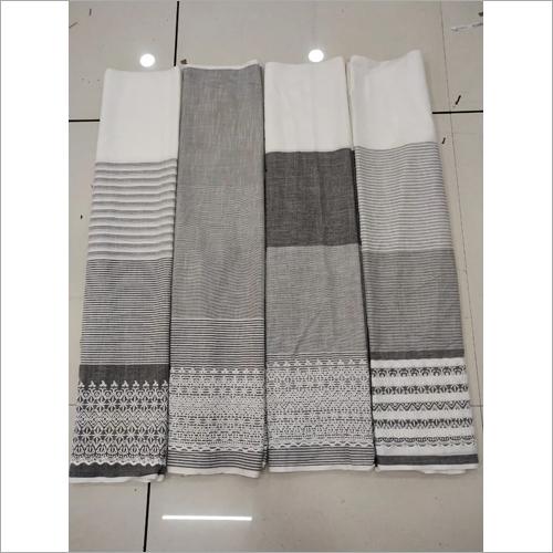 Rayon Chikan Kurti Fabric Length: As Per Requirement  Meter (M)