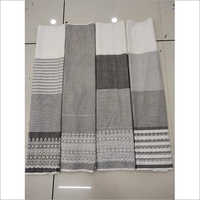 Rayon Chikan Kurti Fabric