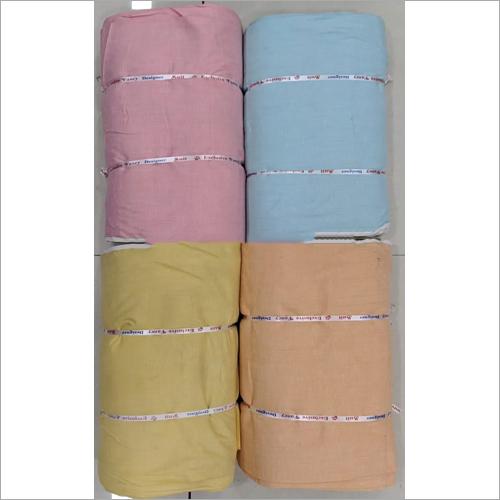 Rayon Plain Kurti Fabric