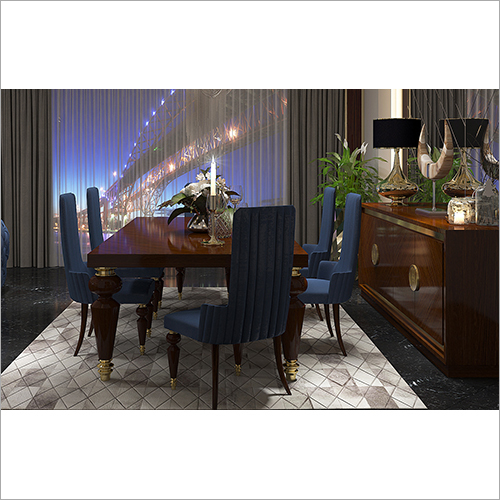 Tetdo Yemek Dining Luxury Furniture Table Chair