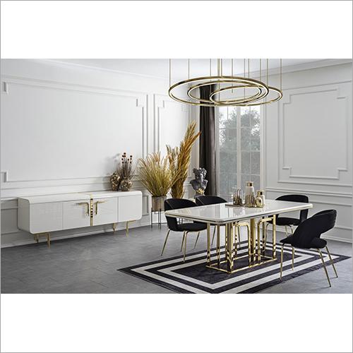 Aston Dining Room By Orix Luxury Furniture Closeup