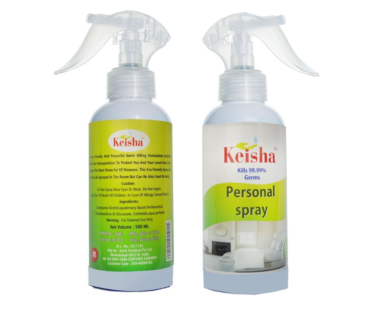 200ML Personal Spray