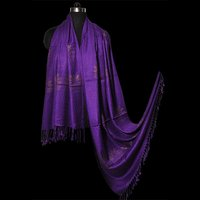 Viscose Crystal Stole