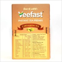 Cardamom Tea with 5 sachets of tea premix, 5 insulated cups to serve and 5 stirrers to mix