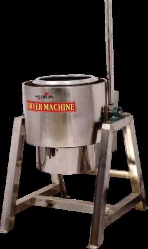 Tilting Dryer Machine