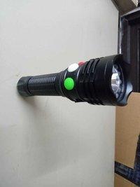 Rechargeable Tri Colour Torch