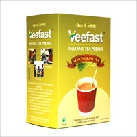 Lemon Grass Tea with 5 sachets of tea premix, 5 insulated cups to serve and 5 stirrers to mix