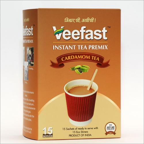 Masala Tea with 15 sachets of tea premix and 15 stirrers to mix