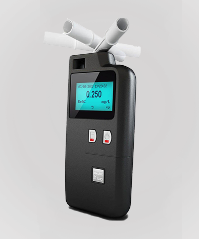 KT-8000 Breath Alcohol Tester With Data to PC